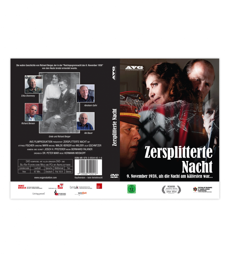Cover DVD – AVG Produktion