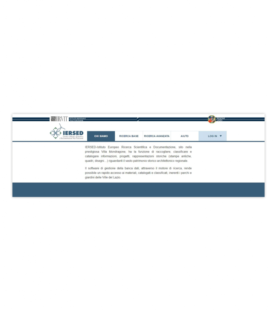 web site – IERSED