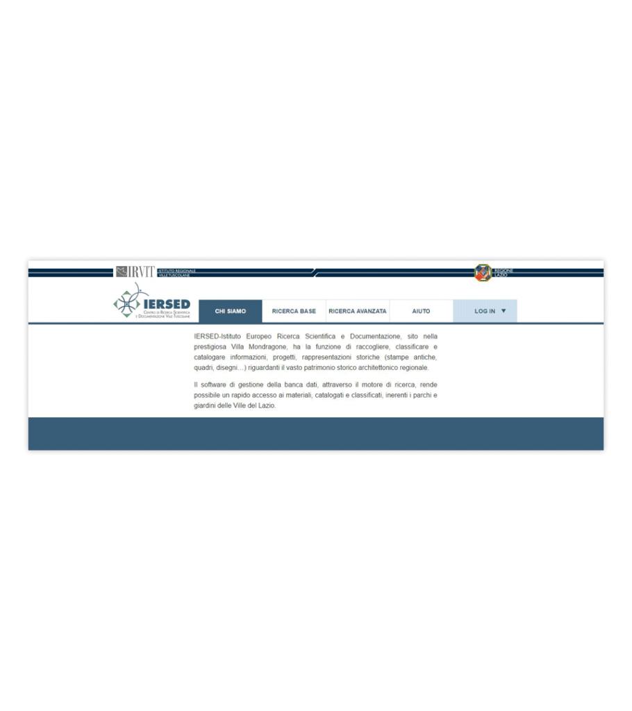 web site – IERSED