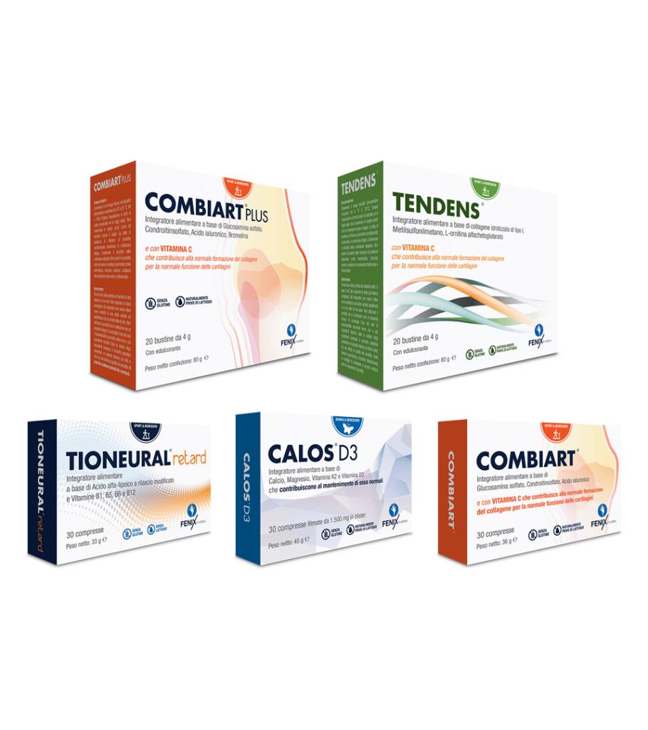 Packaging - Fenix Pharma